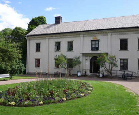 Mariebergsskogen et Alsters herrgård