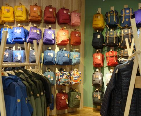 Shopping en Suède