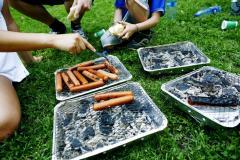 Barbecue Foto: Sara Johannessen / SCANPIX