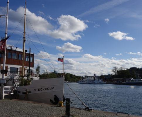 Stockholm bleu