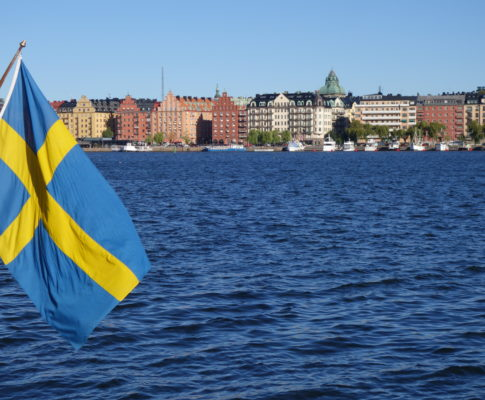 Stockholm 2 routards