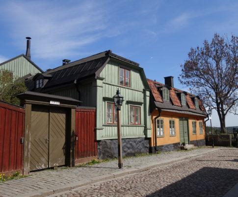 Södermalm, le quartier de Millénium